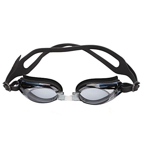 f73539f1d54 Generic Black Nearsighted Anti-fog Adult And Children Swim Goggles ( 1)