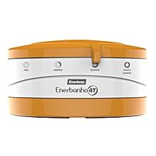 Enershower 4 Temp (4T) Instant Shower Water Heater - Orange