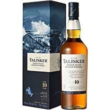 10 Years Single Malt Whisky - 750ml