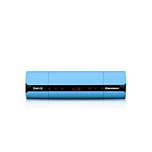 KR-8800 - Rechargeable Bluetooth V3.0 NFC Speaker Multifunctional Portable - Blue