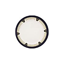 RF1074-SP10 - Soup Plate-10Pieces - Melamine ware - White & Blue