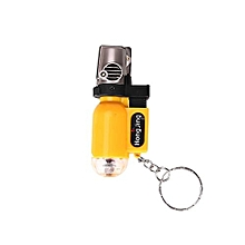 Refillable Butane Gas Trip Torch Jet Flame Cigarette Lighter Windproof Tools