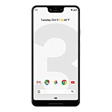 Pixel 3 XL 6.3-Inch (4GB, 64GB ROM), 12.2MP + 8MP 4G Smartphone - White