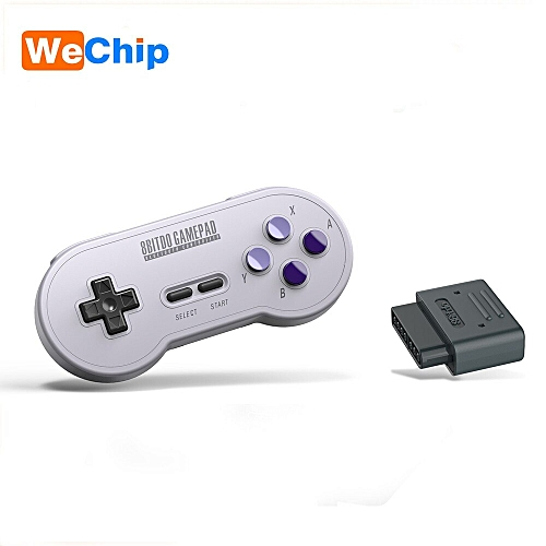 8Bitdo SN30 SF30 Retro Set Wireless Connect Bluetooth Gamepad for Nintendo  SNES SF-C Android Windows macOS DNSHOP