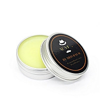 30g Men Beard Balm Cream Moustache Wax For Styling Beeswax Moisturizing Care