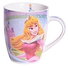 White Ceramic Mug Branded