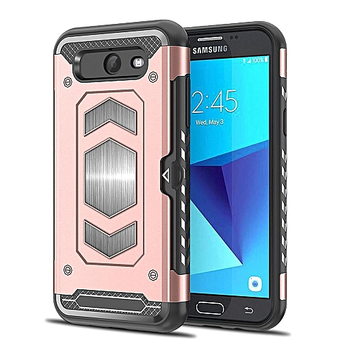 best sneakers 3f82f 06f3c Generic Galaxy J3 Emerge Case, Hybrid Dual Layer PC+TPU Protective ...
