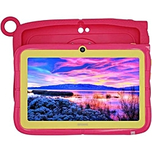 "K88 Kids Tablet - 7"" - 1GB RAM - 8GB - Android - Wi-Fi - Pink"