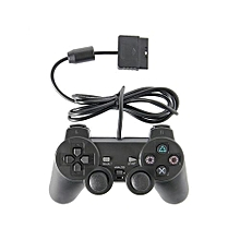 PS2 Controller Game Pad - Black