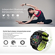 GS8 Wristband Heart Rate Blood Pressure Monitor Smart Watch with GPS Trajectory Tracker Support SIM Card For Android and IOS Phone BDZ