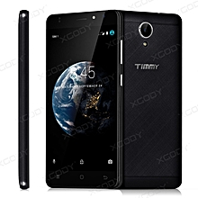 "TIMMY un-locked 5.0"" 16GB Android 6.0 Cell Phone Quad Core 4G LTE GPS Smartphone-black"