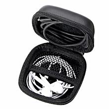 Sound Garden Universal Earphone Line Bag Portable Headphone Storage Bag Carrying Case