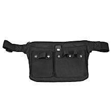 Hair Scissor Holster Hairdressing Pouch Haircutting Tools Holder Bag for Hair Stylist Waist Shoulder Belt