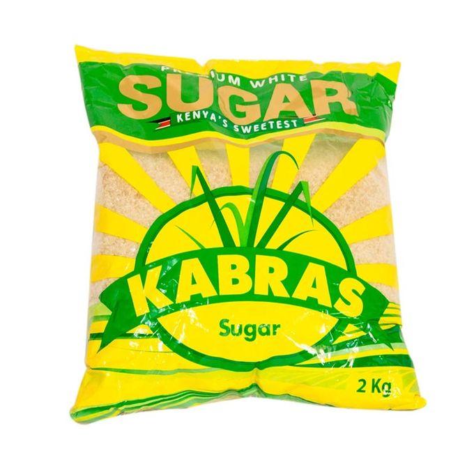 Kabras Mill White Sugar - 2kg