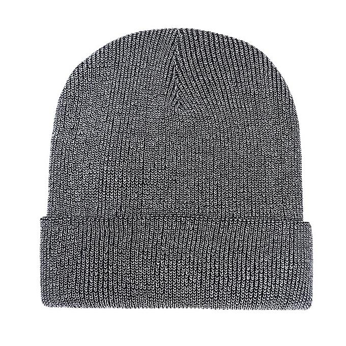 e5e6d4ce6be Fashion Men Women Warm Hat Retro Cuffed Cap Knitted Hats Outdoor Ear ...