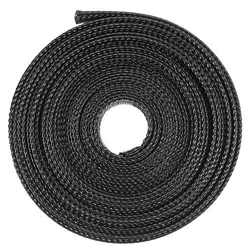 Wire Sheathing   Buy Universal 20 Ft Black Expandable Wire Cable Sleeving Sheathing