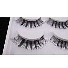 5 Pair/Lot Crisscross False Eyelashes Lashes Voluminous HOT Eye Lashes