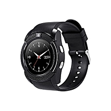 Classic S006 Smart Berry Smart Watch - Black