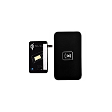 Charger Pad Wireless Charger Receiver for Samsung Galaxy Note Edge -Black