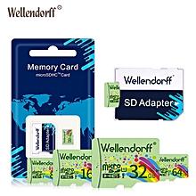High Speed Micro SD Card 128GB 64GB 32GB 16GB 8GB Mini stick Class 10 Memory card 4GB Class 6 TF card retail package