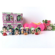 LoL Lil Outrageous 7 Layers Surprise Ball Series 2 Doll Blind Mystery Ball Toy