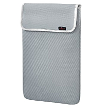 Bluelans Waterproof Laptop Sleeve Case Carry Bag Cover For 15.6 Notebook Silver