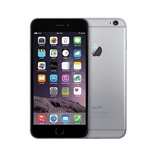 iPhone 6 - 64GB - 1GB RAM - 8MP - Single SIM - 4G LTE -  Grey