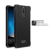 Imak TPU Airbag Shockproof Back Cover for Huawei Mate 10 Lite /Nova 2i /Honor 9i Soft Silicone