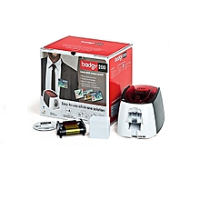 Evolis Badgy 200 Card Printer - Black/White