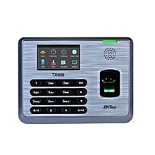 TX628 - Fingerprint Time and Attendance System- Grey