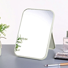 Folding Portable Large Square High Definition Single Side Cosmetic Mirror