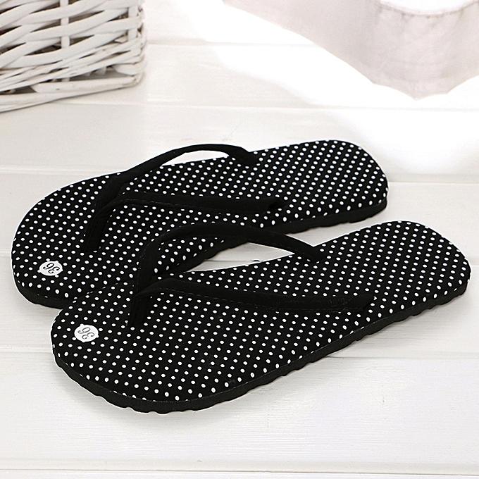 47c7c108e2e61 hiamok Women Summer Flip Flops Shoes Sandals Slipper indoor   outdoor  Flip-flops