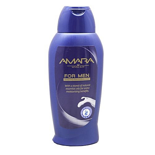 bea9afbb9e2 Amara Body Lotion For Men 400ml   Best Price