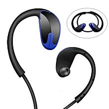 Xiuxingzi_Sweatproof Wireless Bluetooth Headset Stereo Headphones Sport Running Earphones