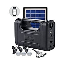 Mara 8017 A Solar Lighting System – Black