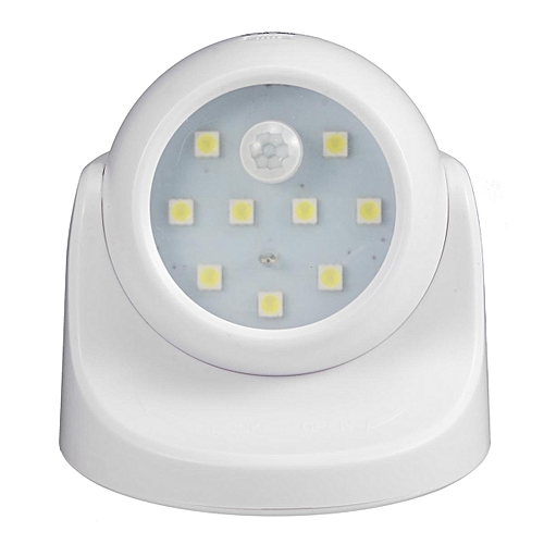 Light Pir Wireless Led Lamp Cellar White Detector Operated Battery Sensor Motion Shed orWeCBdx