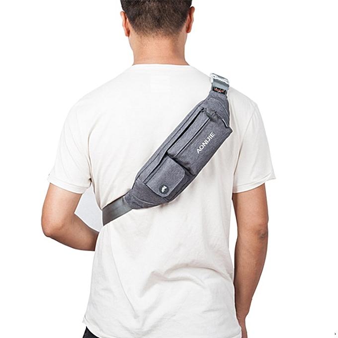 Aonijie Outdoor Sport Waist Pack Racing Hiking Camping Gym Fitness Anti-theft Belt Hip Bag Men Women Running Waist Bag Relojes Y Joyas
