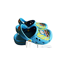 Unisex CrocsLights Thomas and Friends- Blue