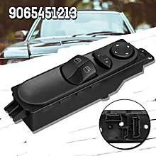 Electric Window Mirror Control Switch Console for VW Crafter Benz Sprinter W906 9065451213