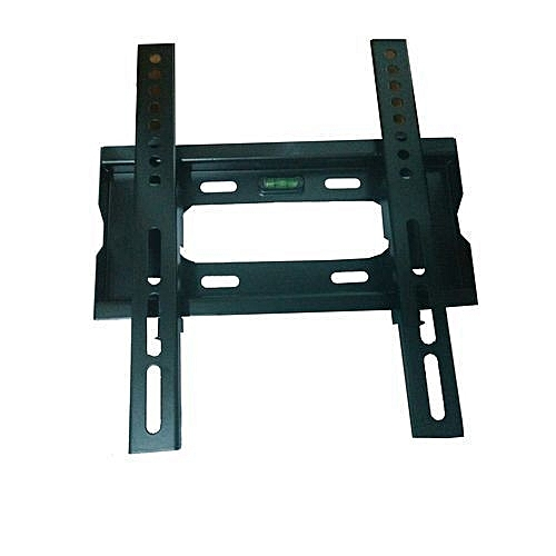 Wall Mount Bracket. 22 inches to 43 inches Strong Fixed
