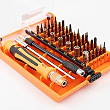JAKEMY JM-8116 45 in1 Multi-purpose precision Screwdriver Set Notebook phone Tools