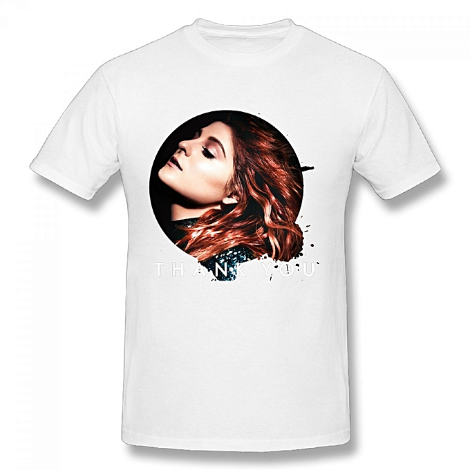 5922060392 MNEK & Zara Larsson Never Forget You Men's Cotton Short Sleeve Print T-shirt  White
