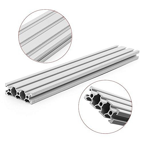 Buy UNIVERSAL 350mm/500mm Length 2080 T-Slot Aluminum Profiles ...