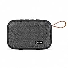 ZB-Pure Magic - Portable Bluetooth Speaker - 5W - Black/Grey