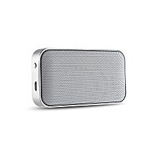 AEC BT - 207 Mini Bluetooth Speaker-WHITE