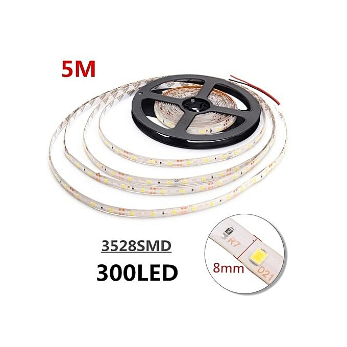 Universal Led Strip Light For Boat Truck Car Suv Waterproof 5m 300