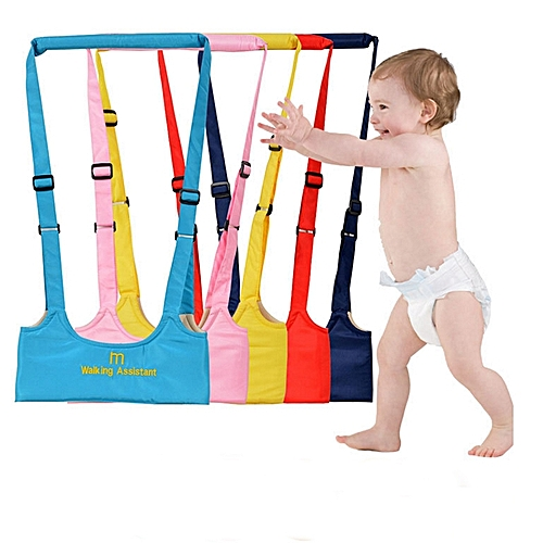 Generic Baby Infant Walk Belt Carry Toddler Walking Wing Belt Safety Harness Strap Walk Assistant