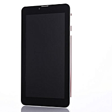 7 Inch Multi-color WIFI Quad Core Tablet PC 1024*600 Google Play Android 4.4 -Red