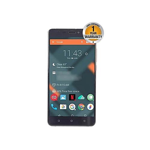 C20 Smartphone - 5.5 inch - 16 GB - 1 GB RAM - 5 MP + 8 MP Camera - Dual Sim - 3G - Black