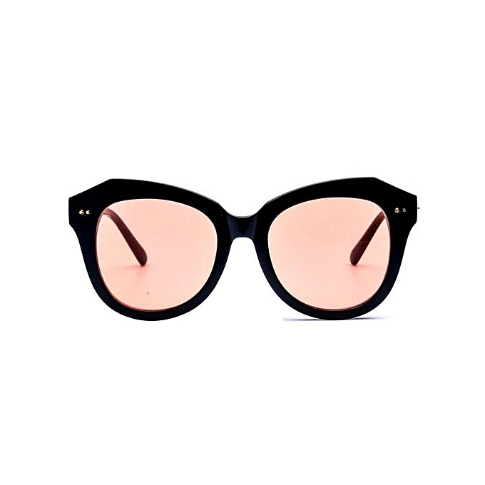 ee0b87abfa5 2016 New Fashion Ladies Women Brand Designer Round Oversized Sunglasses Big Frame  Outdoor Square Sun Glasses